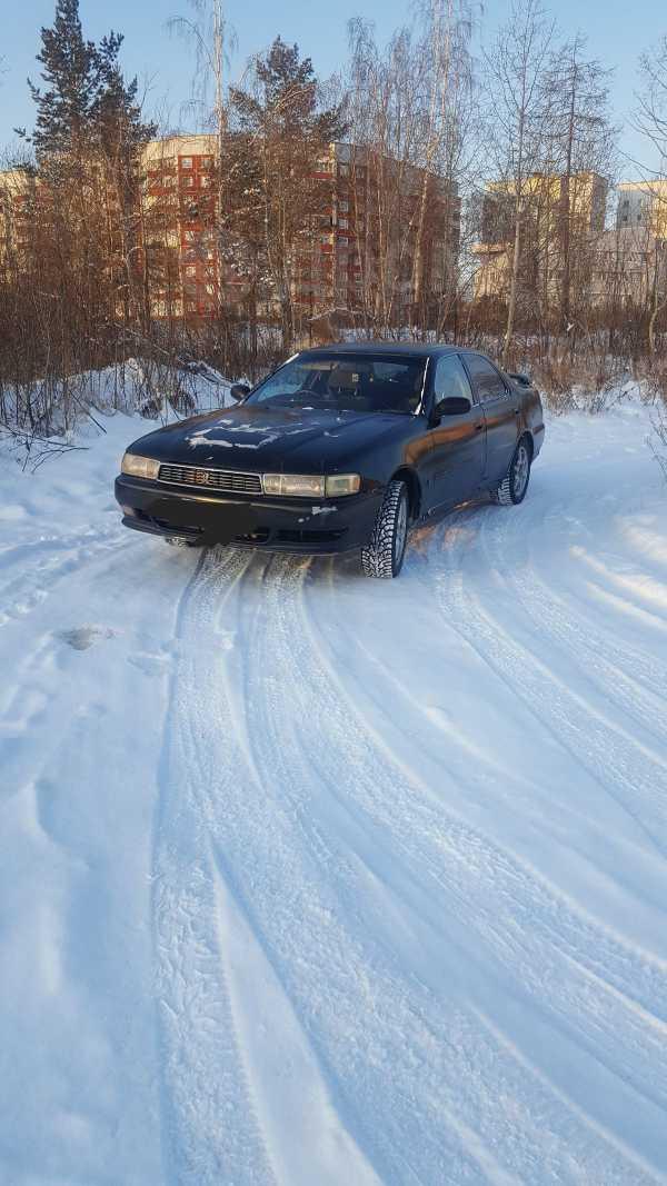 Toyota Cresta, 1995 год, 119 000 руб.