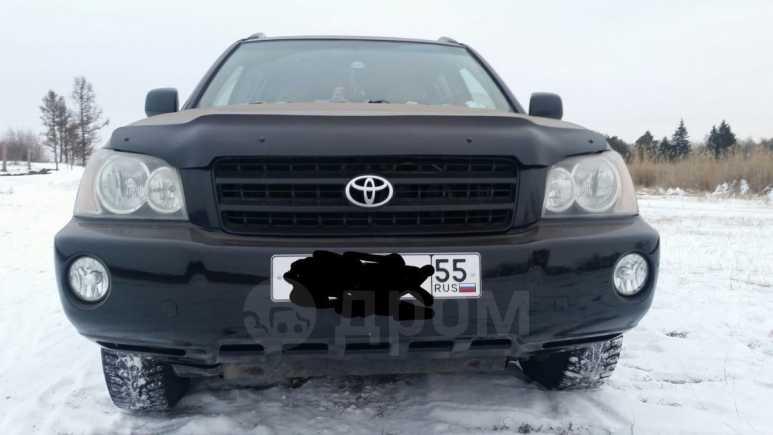 Toyota Highlander, 2001 год, 700 000 руб.