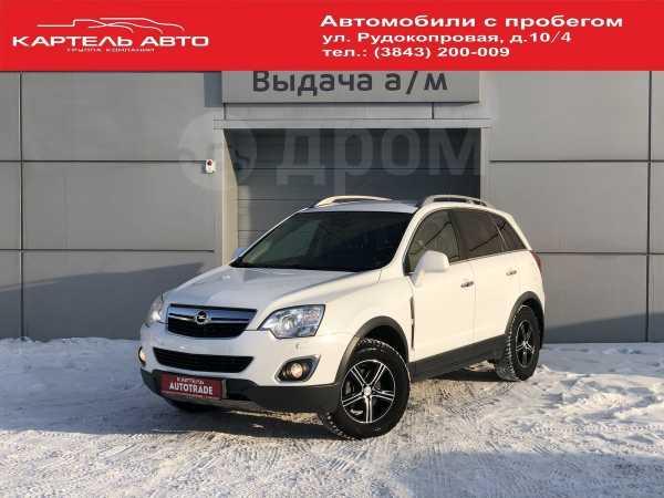 Opel Antara, 2012 год, 629 000 руб.