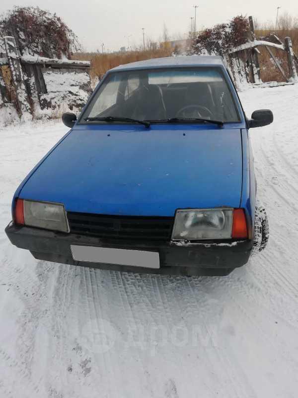 Лада 2108, 1990 год, 17 000 руб.