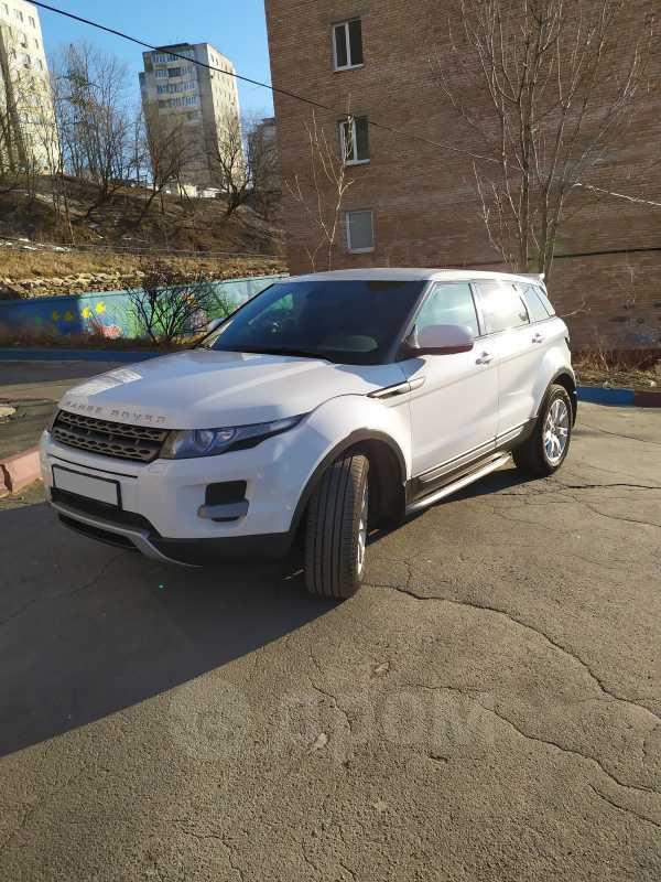 Land Rover Range Rover Evoque, 2011 год, 1 450 000 руб.