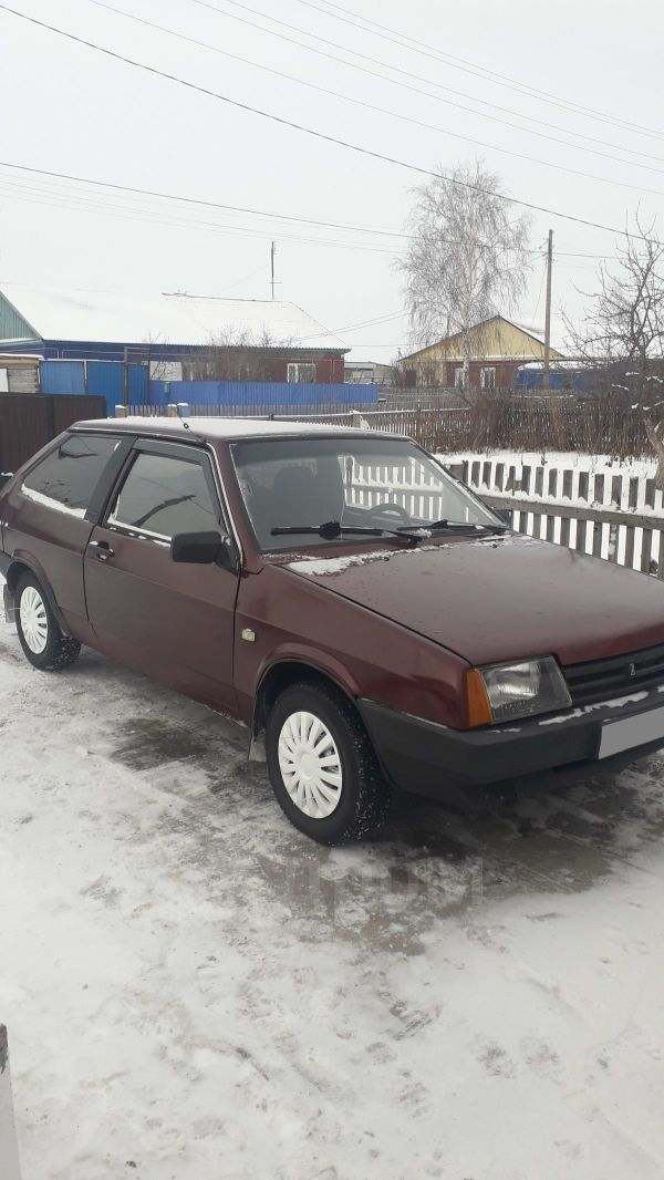 Лада 2108, 1992 год, 39 000 руб.