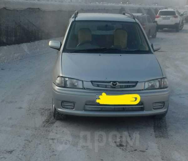 Mazda Demio, 1998 год, 139 000 руб.