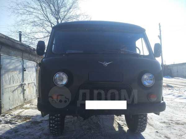 УАЗ Буханка, 1990 год, 190 000 руб.