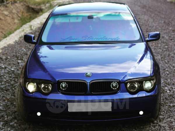 BMW 7-Series, 2002 год, 470 000 руб.