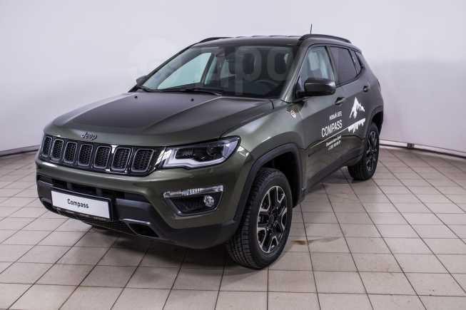 Jeep Compass, 2018 год, 2 739 000 руб.