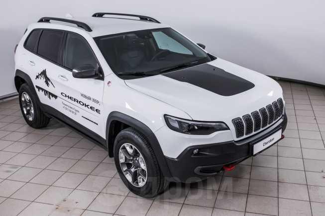 Jeep Cherokee, 2018 год, 3 475 000 руб.