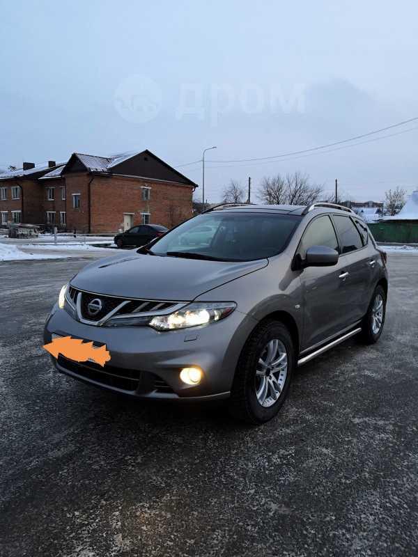 Nissan Murano, 2012 год, 1 034 000 руб.