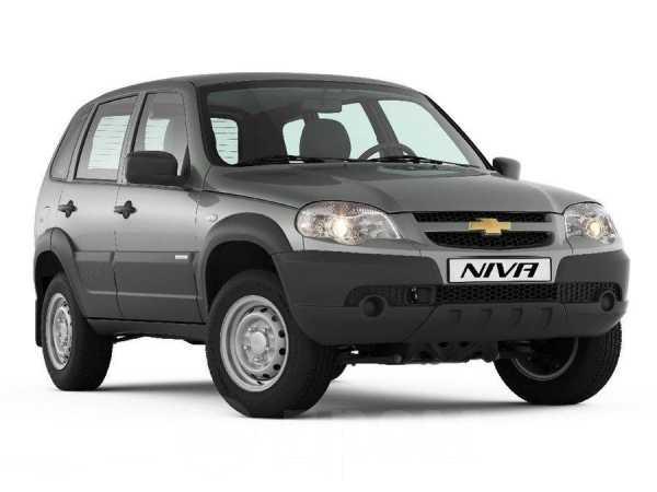 Chevrolet Niva, 2019 год, 772 000 руб.