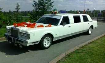 Кемерово Town Car 1988