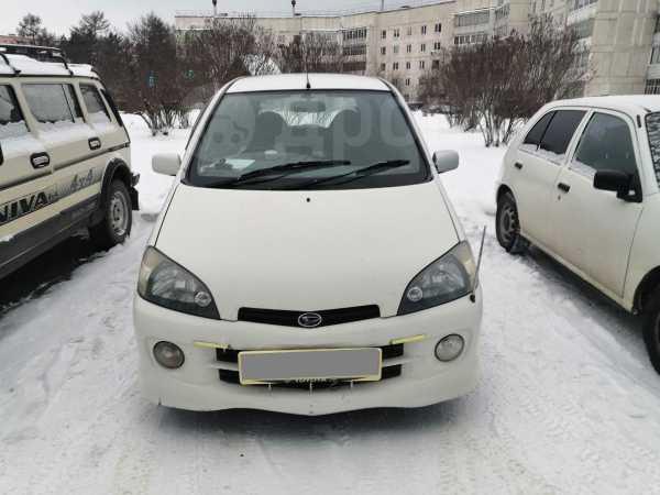 Daihatsu YRV, 2001 год, 170 000 руб.