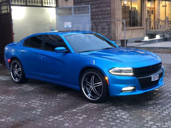 Dodge Charger, 2016 год, 1 700 000 руб.