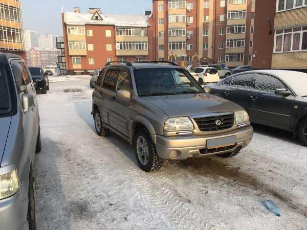 Suzuki Grand Vitara, 2002 год, 365 000 руб.