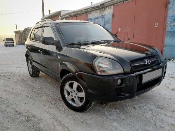 Hyundai Tucson, 2008 год, 539 000 руб.