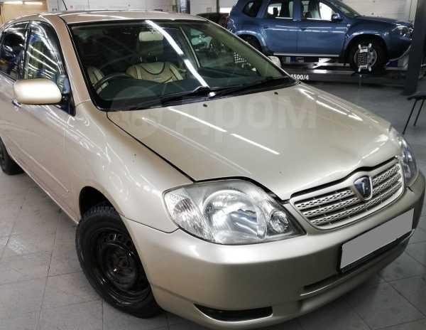 Toyota Allex, 2002 год, 273 000 руб.