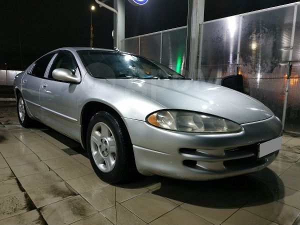 Dodge Intrepid, 2002 год, 190 000 руб.