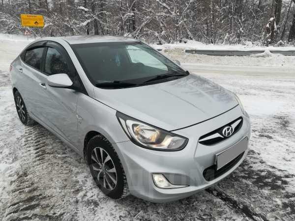 Hyundai Solaris, 2012 год, 410 000 руб.