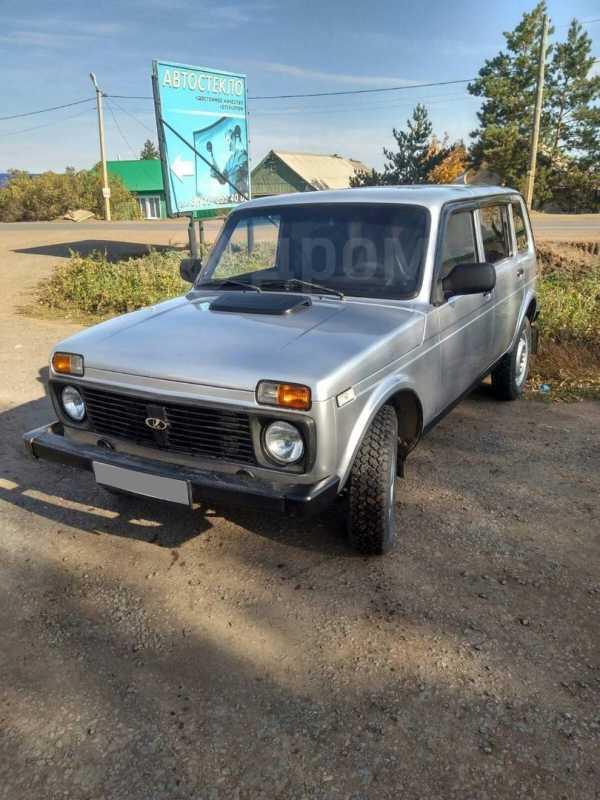 Лада 4x4 2131 Нива, 2008 год, 210 000 руб.