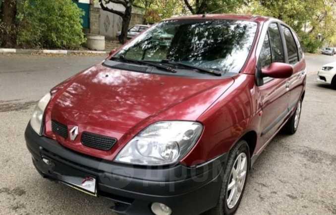 Renault Scenic, 2001 год, 149 000 руб.
