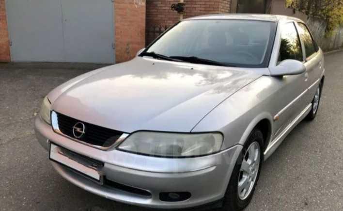 Opel Vectra, 2002 год, 209 000 руб.