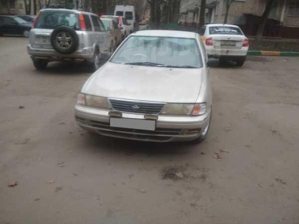 Nissan Sunny, 1996 год, 35 000 руб.