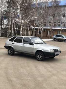 Оренбург 2109 2003