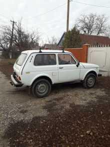 Привольная 4x4 2121 Нива 1983