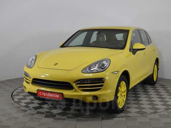 Porsche Cayenne, 2012 год, 1 320 000 руб.