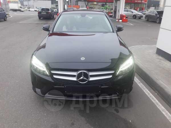 Mercedes-Benz C-Class, 2019 год, 2 020 000 руб.
