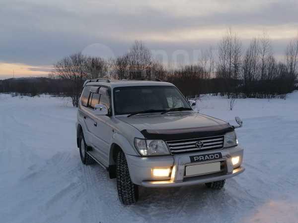 Toyota Land Cruiser Prado, 2000 год, 953 000 руб.