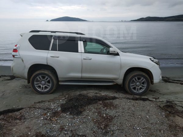 Toyota Land Cruiser Prado, 2010 год, 1 460 000 руб.