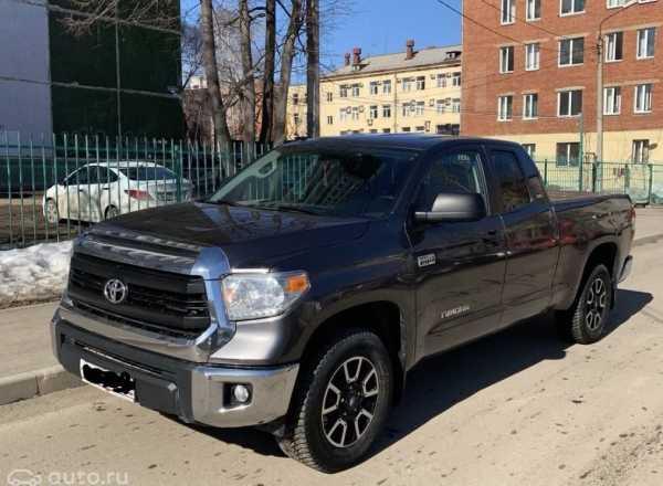 Toyota Tundra, 2014 год, 3 200 000 руб.