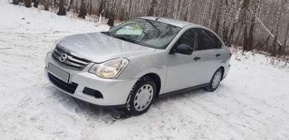Челябинск Nissan Almera 2018