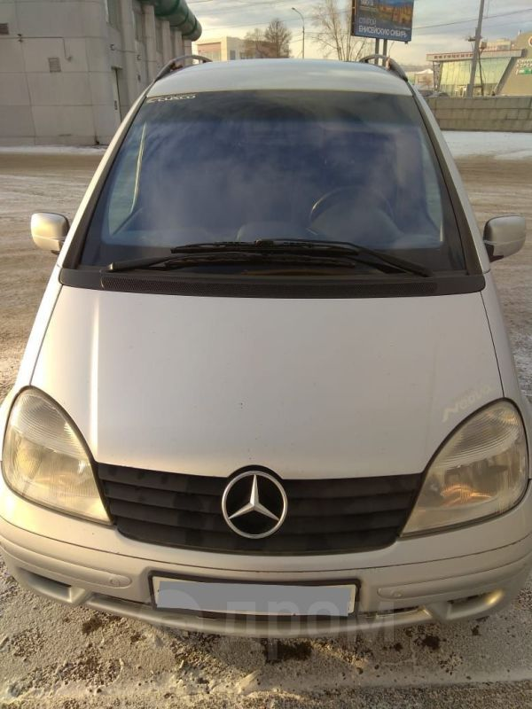 Mercedes-Benz Vaneo, 2002 год, 400 000 руб.