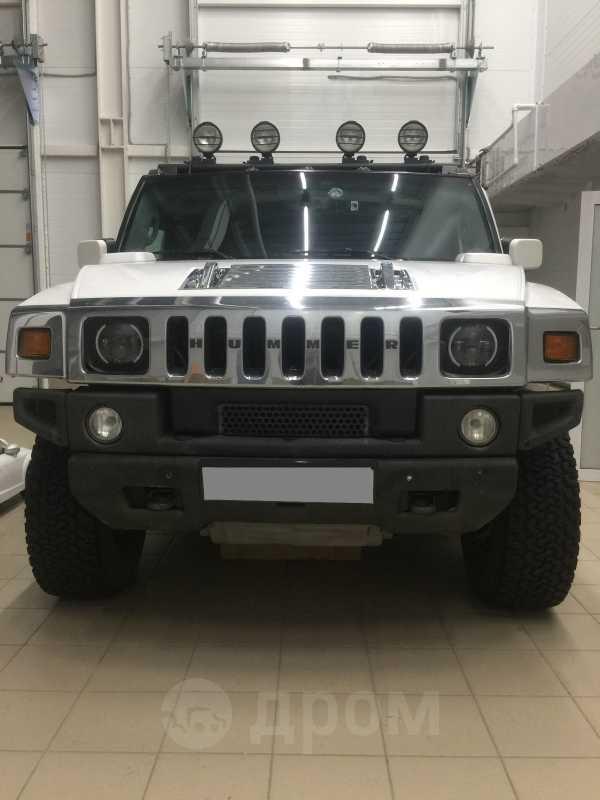 Hummer H2, 2003 год, 1 370 000 руб.