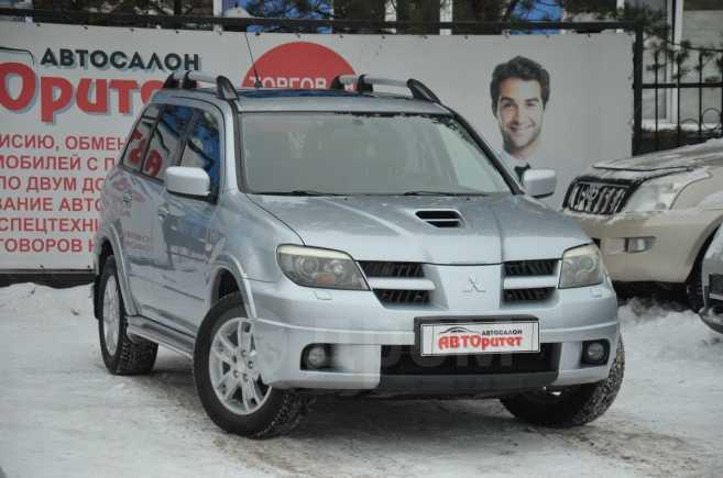 Mitsubishi Outlander, 2005 год, 495 000 руб.
