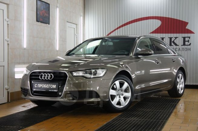 Audi A6, 2013 год, 1 050 000 руб.