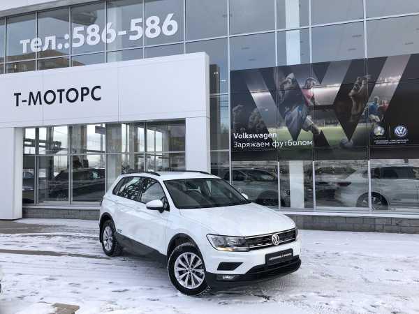 Volkswagen Tiguan, 2017 год, 1 330 000 руб.
