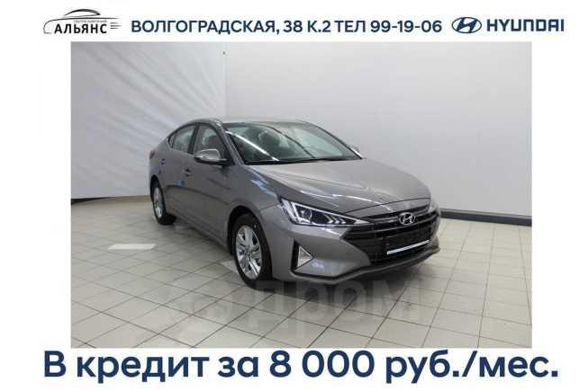 Hyundai Elantra, 2019 год, 1 220 000 руб.