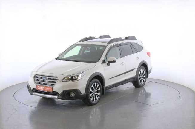 Subaru Outback, 2017 год, 1 630 000 руб.