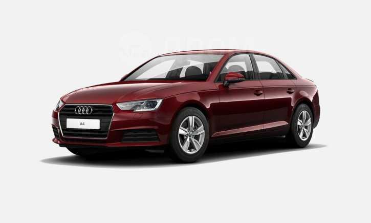 Audi A4, 2019 год, 2 677 796 руб.