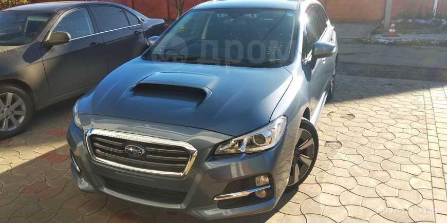 Subaru Levorg, 2016 год, 1 250 000 руб.