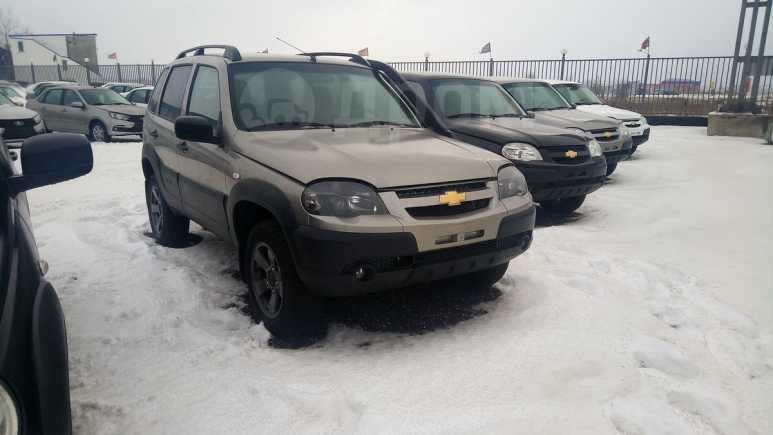 Chevrolet Niva, 2020 год, 728 000 руб.