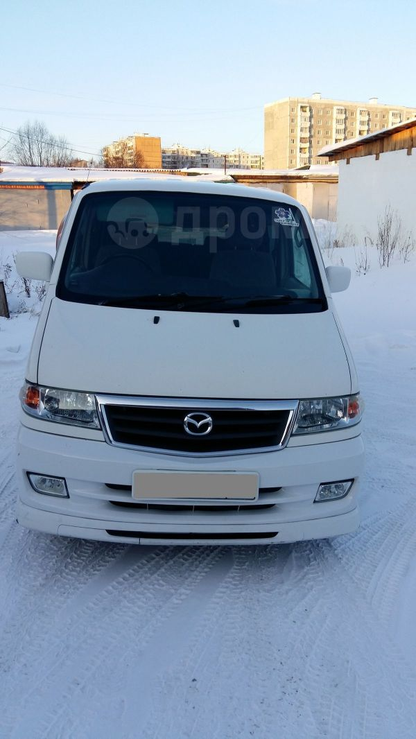 Mazda Bongo Friendee, 2001 год, 270 000 руб.
