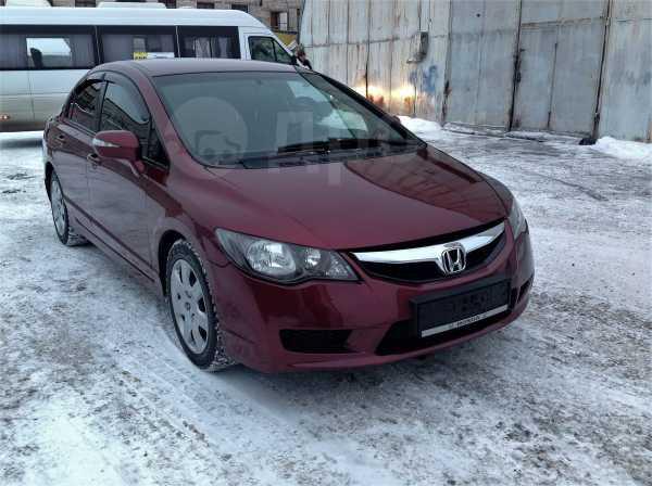 Honda Civic, 2011 год, 500 000 руб.