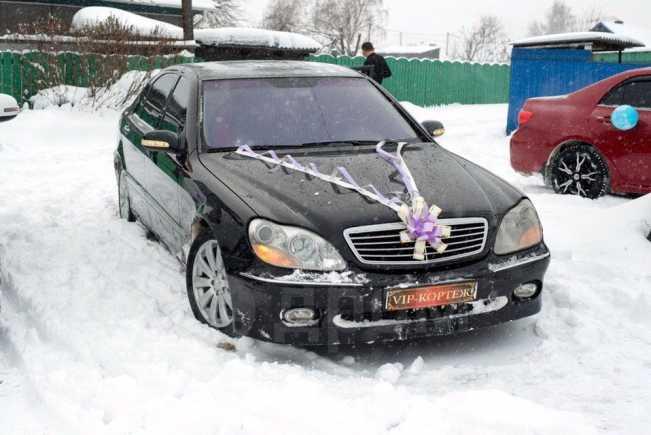 Mercedes-Benz S-Class, 2000 год, 200 000 руб.