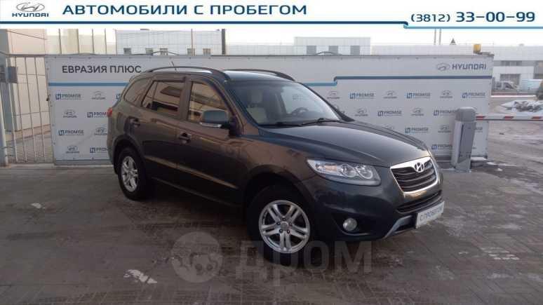 Hyundai Santa Fe, 2012 год, 890 000 руб.
