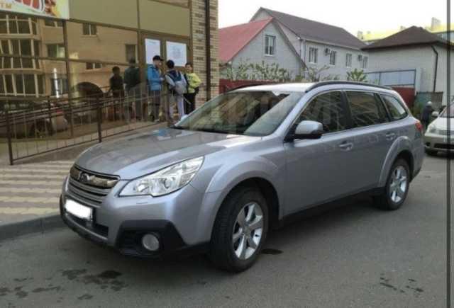 Subaru Outback, 2012 год, 1 000 000 руб.