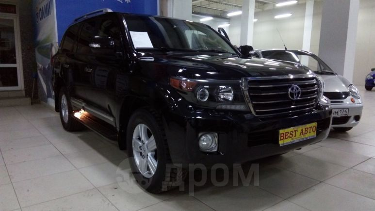 Toyota Land Cruiser, 2014 год, 3 048 000 руб.