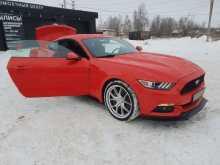 Нефтеюганск Mustang 2015